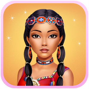 Dress Up Princess Pocahontas Android Apps On Google Play