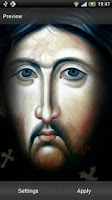 Screenshot of Jesus Christ Icon LWP