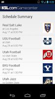 Screenshot of KSL GameCenter
