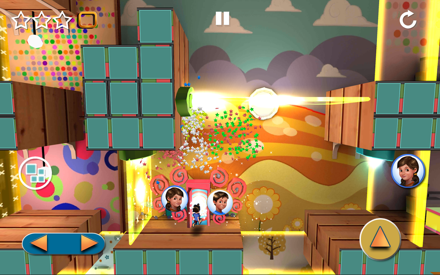 Lost Twins - A Surreal Puzzler Screenshot 19