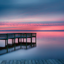 New Years Morning by T.L. Essary - Landscapes Sunsets & Sunrises ( oriental, nc, canon eos rebel t2i,  )
