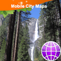 Yosemite National Park Map icon