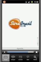 Screenshot of Rede Sara Brasil FM