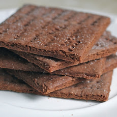 Gluten-Free Tuesday: Chocolate Graham Crackers