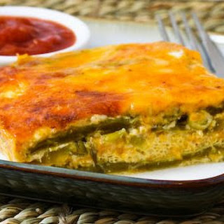 Vegetarian Chile Relleno Bake Recipes