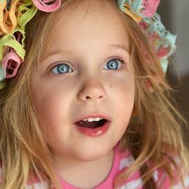 Surprise by Lucia STA - Babies & Children Child Portraits