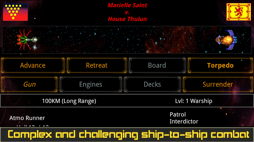 Star Traders RPG Elite Screenshot 0