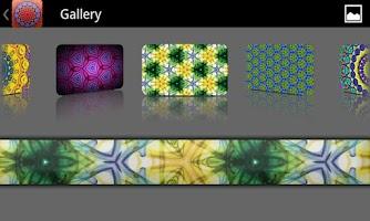 Screenshot of Kaleidoscope Ad-Free Upgrade