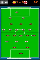 Screenshot of Foosball World Cup