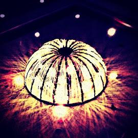 BallRoom by Norbertus Andreanto Photos - Instagram & Mobile Instagram ( ball, instagrammer, instaphoto, curve, lamp, light )