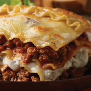 Ground Beef Lasagna With Ricotta Cheese Recipes