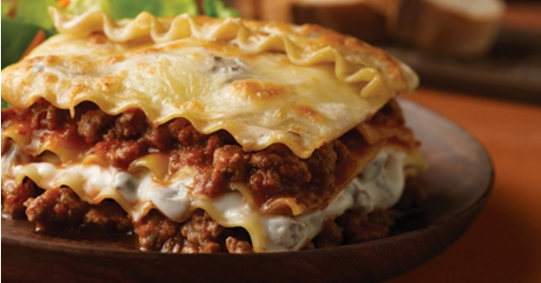 Easy Beef Lasagna Recipe | Yummly
