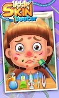 Screenshot of Little Skin Doctor - Free game