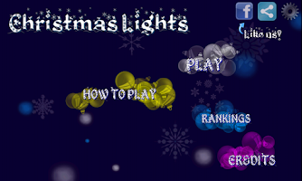 Screenshot of Christmas Lights
