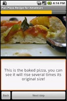 Screenshot of Pan Pizza Dough Recipe