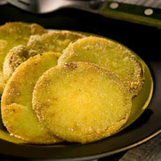 Kentucky Style Fried Green Tomatoes