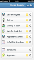 Screenshot of UniFocus LMS