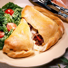 Ground Beef Calzones