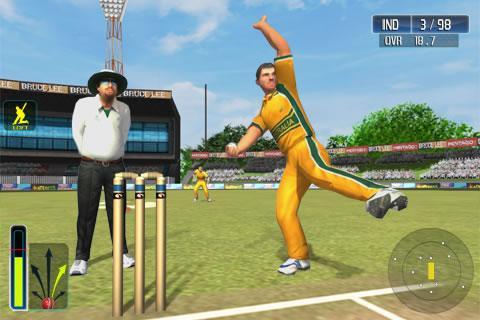 Cricket WorldCup Fever - screenshot