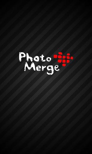 PhotoMerge 照片合并