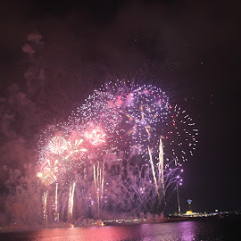 Fireworks by Nadine De Kock - News & Events Entertainment