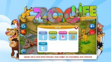 Screenshot of Zoo Life