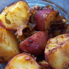 Paprika Oven Roasted Potatoes
