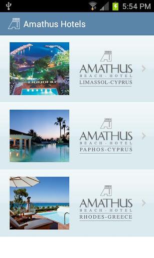 Amathus Hotels