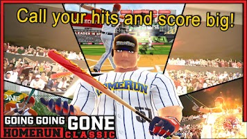 Screenshot of Going Going Gone: HR Classic