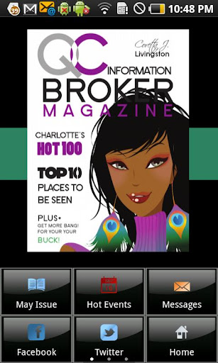 QC Information Broker Magazine