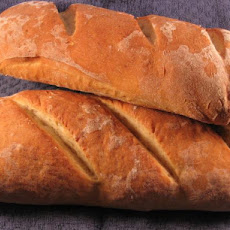 Traditional Artisan Style Baguette - Rustic French Bread