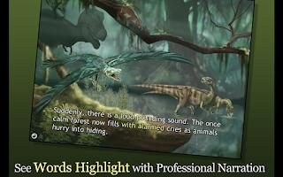 Screenshot of It's Tyrannosaurus Rex!