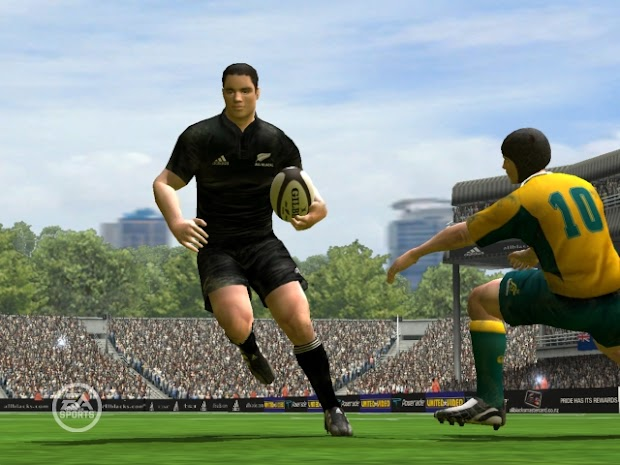 EA Sports Rugby 06