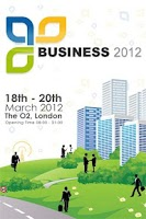 Screenshot of Business2012 Event Guide