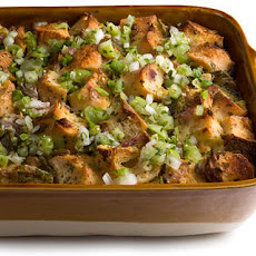 Chiles Rellenos Strata Recipe