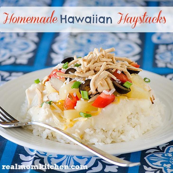 Homemade Hawaiian Haystacks Rezept | Yummly
