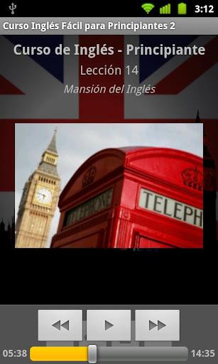 Audio Curso Inglés Fácil 2