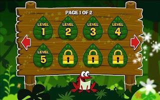 Screenshot of TVOKids Ribbit Frog Ribbit