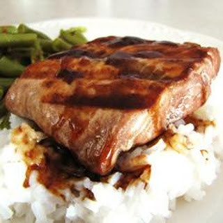 Super Grilled Salmon