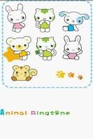 Screenshot of Animal Ringtone