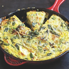 Springtime Frittata from 'Family Table'