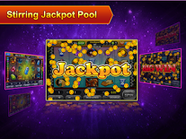 Screenshot of Slots Mania