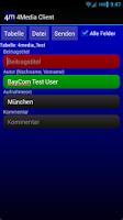 Screenshot of 4Media-Client