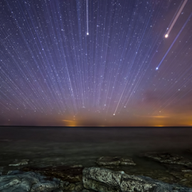 Hyperspace by Andy Taber - Landscapes Starscapes