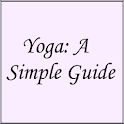 Yoga: A Simple Guide icon