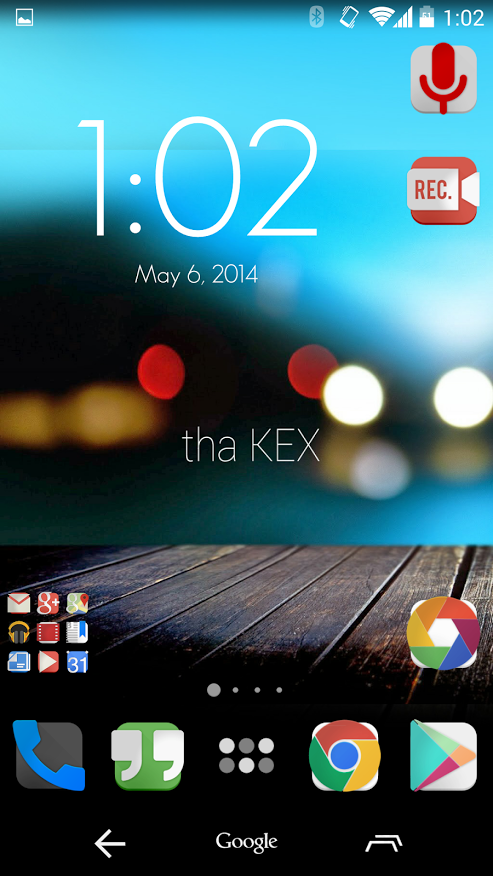 KEX - Icon Pack Screenshot