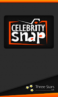 Screenshot of Celebrity Snap