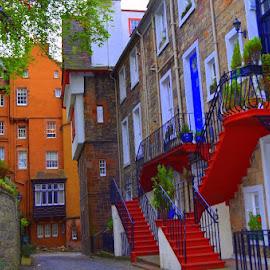Living in wonder  by Rabiul Arman - Buildings & Architecture Homes ( #building #modernhouse #edinburgh #scotland #uk )