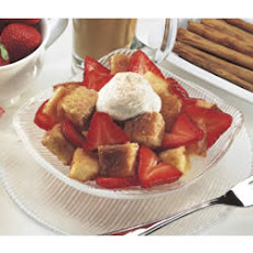 Strawberry Shortcake Toss