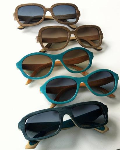 Origineyes Wooden Sunglasses
